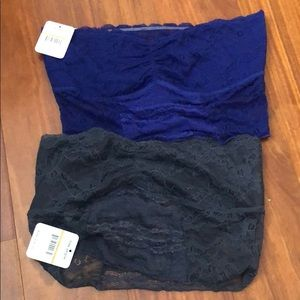 Free people bandeau bundle